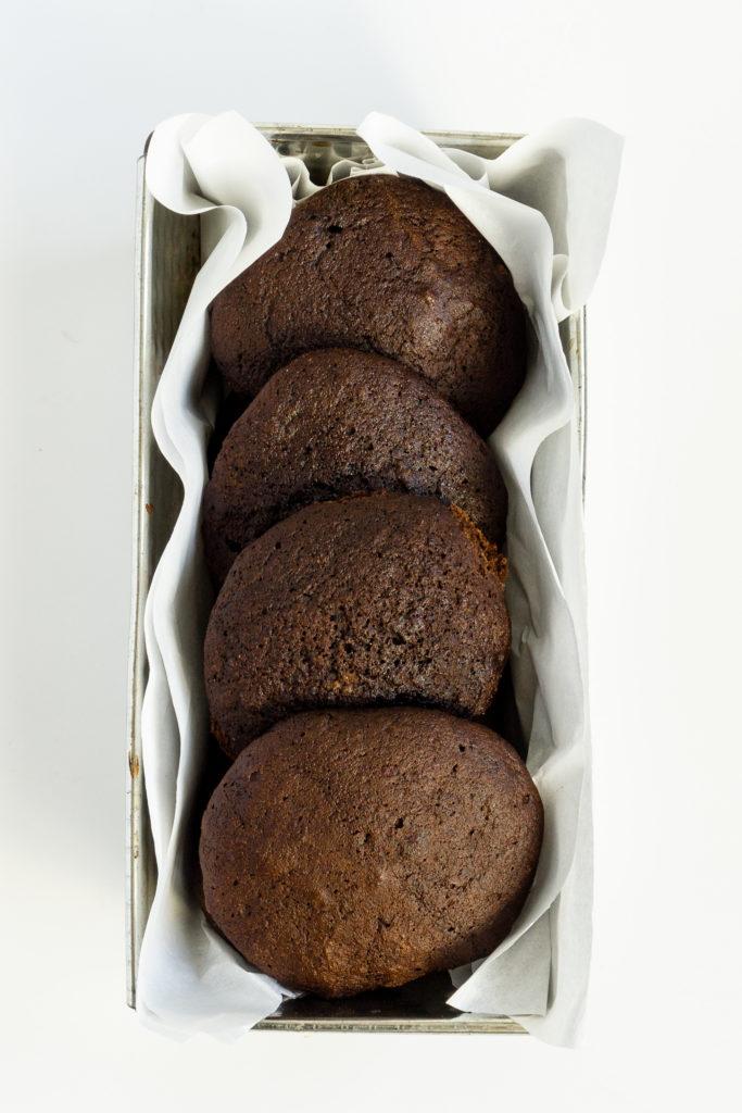 Ciasteczka z czekolady i buraków