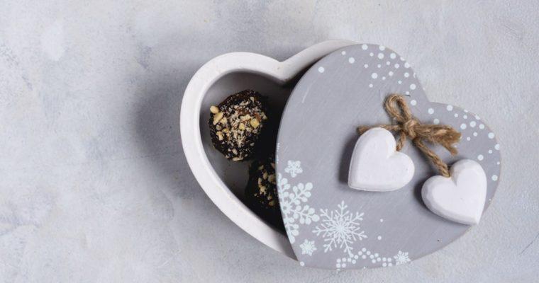 Ferrero Rocher – kulki mocy z kaszy jaglanej