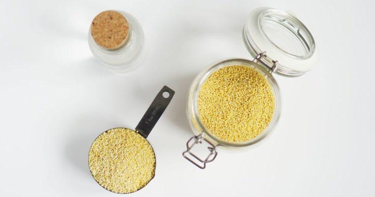 Jak ugotować kaszę jaglaną?