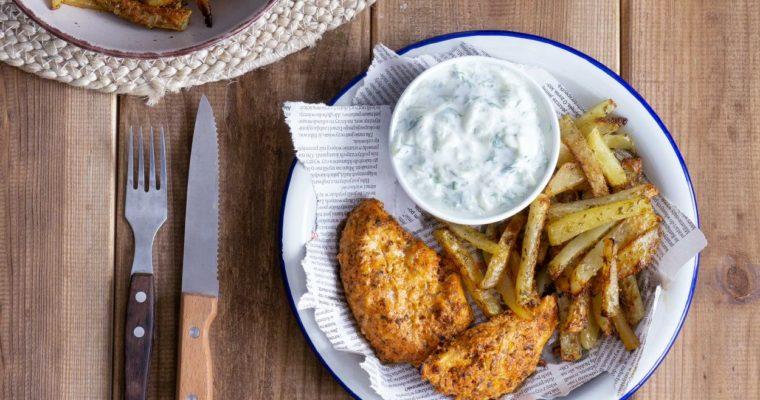 Kurczak w marynacie jogurtowej