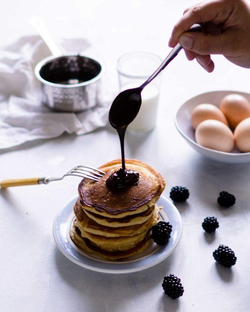 Placuszki na śniadanie