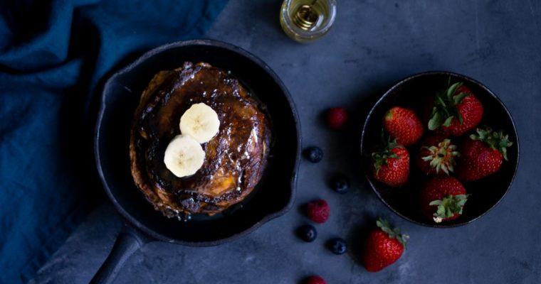 Pancake z dyni