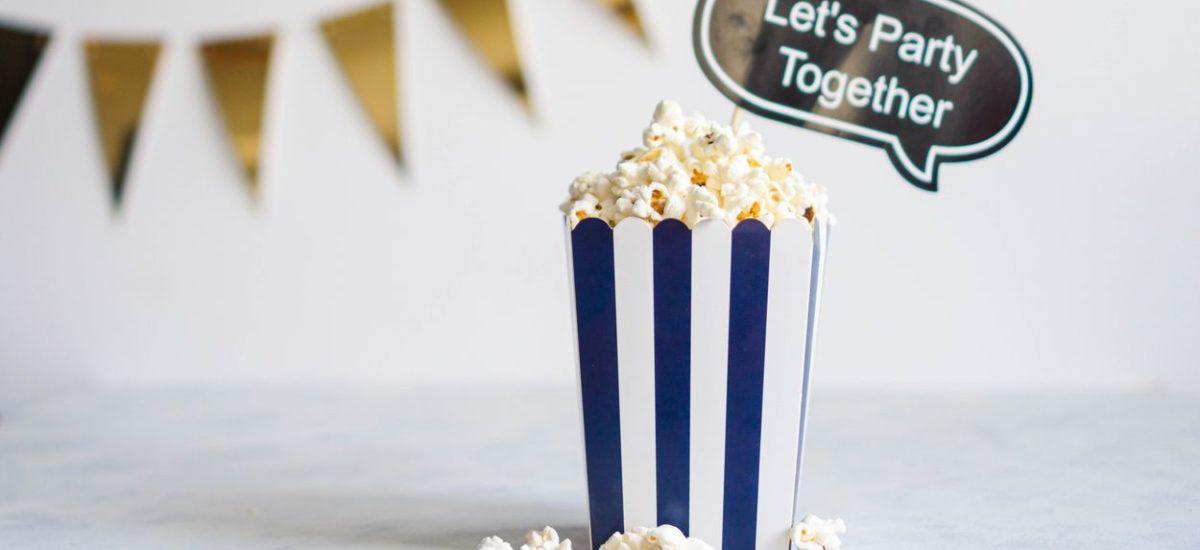 Jak zrobić popcorn?