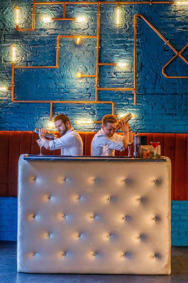 Mobilni barmani za barem